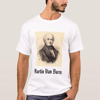 T-shirt Van Buren, Martin Van Buren