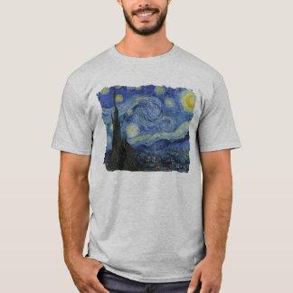 T-shirt Van Gogh * nuit étoilée