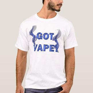 T-shirt Vape obtenu ?