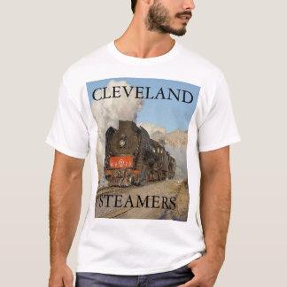T-shirt Vapeurs Jersey parti de Cleveland