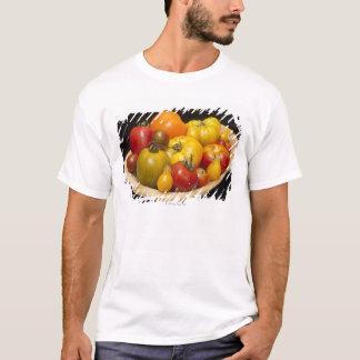 T-shirt Variété de tomates