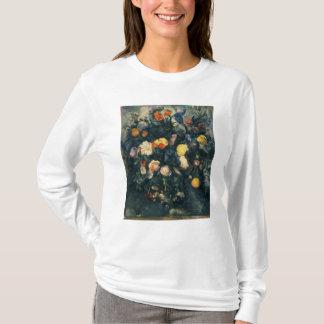 T-shirt Vase de fleurs, 19ème