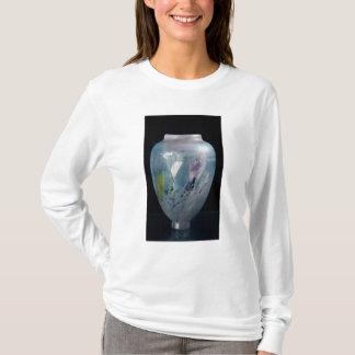 """T-shirt Vase en cristal, """"d'Automne de Les Veilleuses"""","""