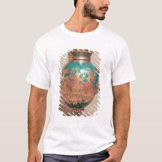 T-shirt Vase et couvercle à Chelsea avec le chinoiserie de
