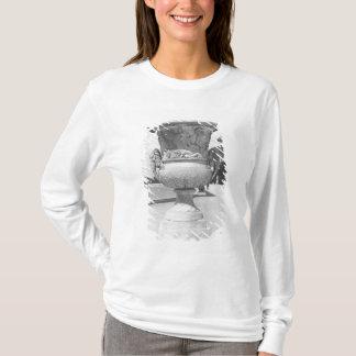 T-shirt Vase monumental, allégorie de la défaite des Turcs