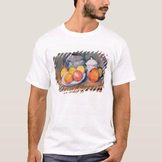 T-shirt vase Paille-couvert