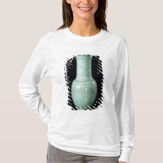 T-shirt Vase vitré par Celadon, dynastie de yuan