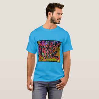 T-shirt VASQUEZ de CABINE jettent la pièce en t de Graffik