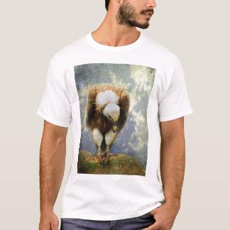 T-shirt Vautour