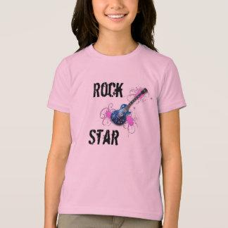 T-shirt vedette du rock