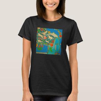T-shirt Vegan freedom hair
