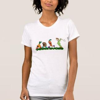 T-shirt Vegenivore