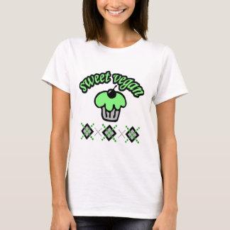 T-shirt Végétalien doux
