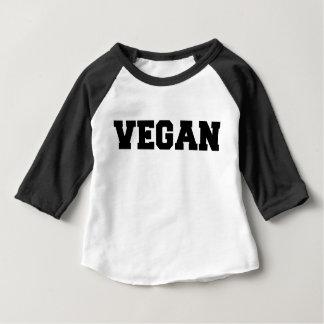 T-shirt végétalien pour des enfants en bas âge