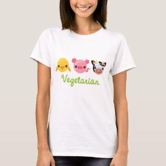 T-shirt Végétarien