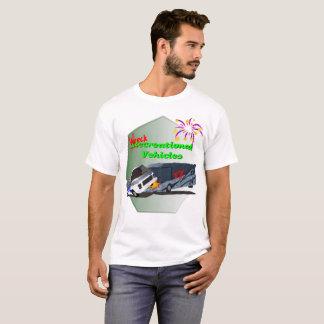 T-shirt Véhicules de Wreckreational