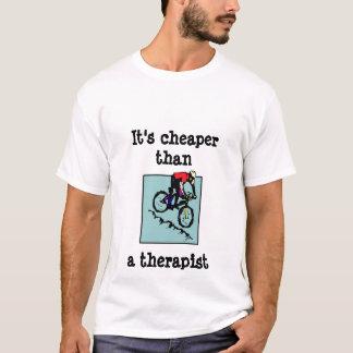 T-shirt vélo, c'est thérapeute meilleur marché de thana