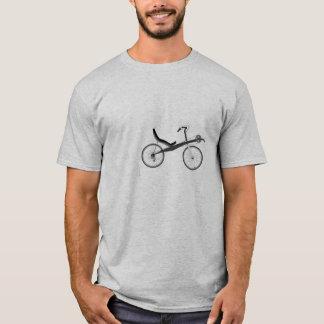 T-shirt vélo couché