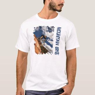 T-shirt Vélo de montagne