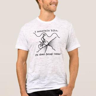 T-shirt vélo de montagne i