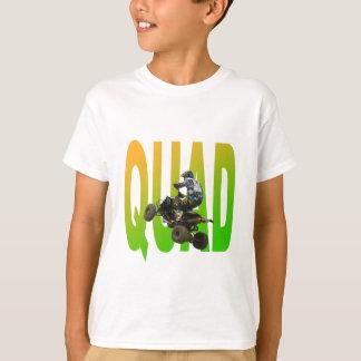 T-shirt vélo de quadruple