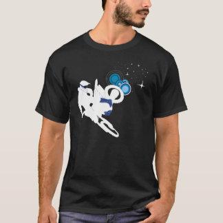 T-shirt Vélo de saleté de l'espace