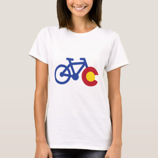 T-shirt Vélo du Colorado