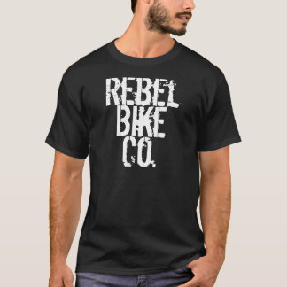 T-shirt Vélo rebelle Co le mur