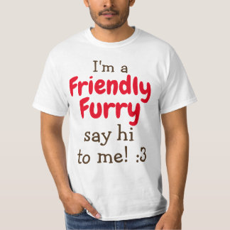 T-shirt Velu amical !