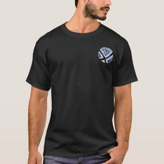 T-shirt Velu pendant la vie