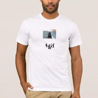 T-shirt VENDREDI, tgif