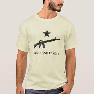 T-shirt Venez le prendre