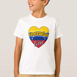 T-shirt Venezuelan Girl