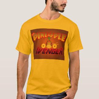 T-shirt Vengeurs d'ananas - logo Hero2