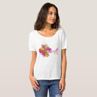 T-shirt Vent de licorne