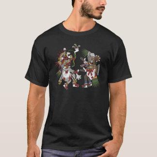 T-shirt Vent et miroir de tabagisme