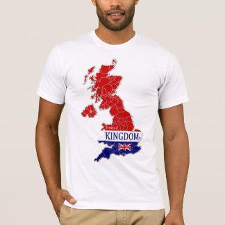T-shirt Vente BRITANNIQUE d'habillement de chemise de
