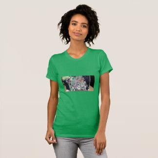 T-shirt Vénus de observation piloter le piège