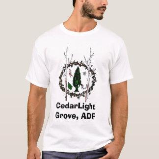 T-shirt Verger de CedarLight, radiogoniomètre automatique