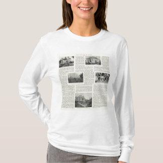 T-shirt Verger de pruneau de Riverdale, la Californie
