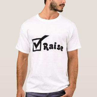 T-shirt Vérifiez l'augmenter