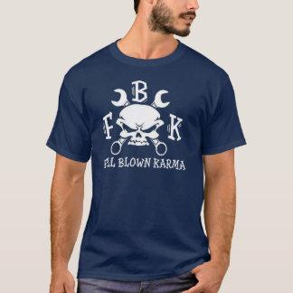 T-shirt Véritable chemise de karma