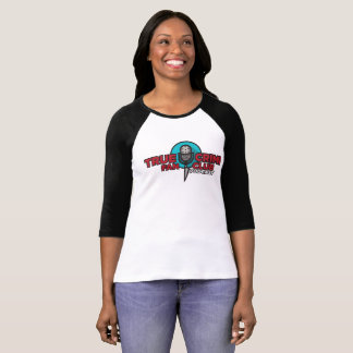 T-shirt Véritable pièce en t de base-ball de club de fan