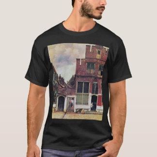 T-shirt vermeer janv. VE de Delft 025 Johannes de fourgon