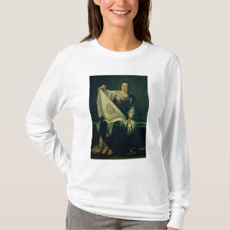 T-shirt Veronica de St, 1625-30 (huile sur la toile)