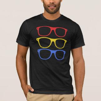 T-shirt verres bordés épais