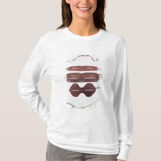 T-shirt Verres du soleil/neige d'Inuit '