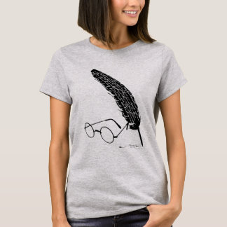 T-shirt Verres et cannette de Harry Potter |