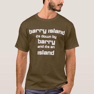 T-shirt Vers le bas par Barry