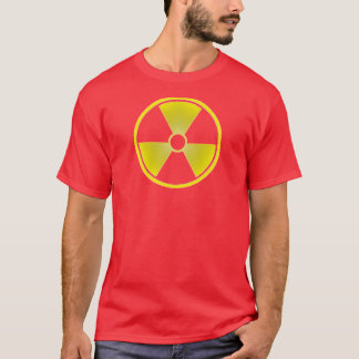 T-shirt version radioactive 1 de symbole
